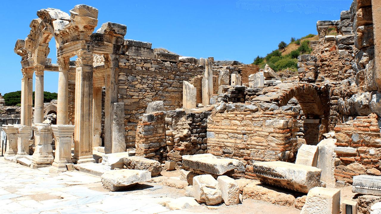 Información de Éfeso