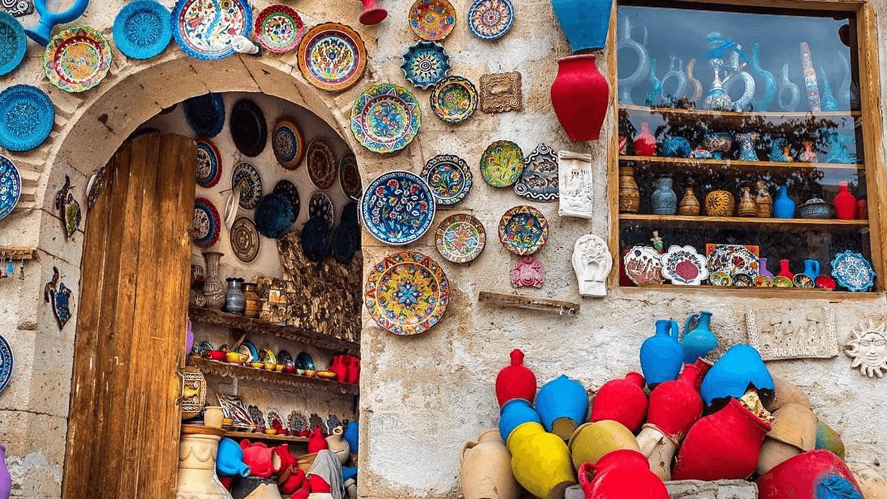 Shopping in Cappadocia