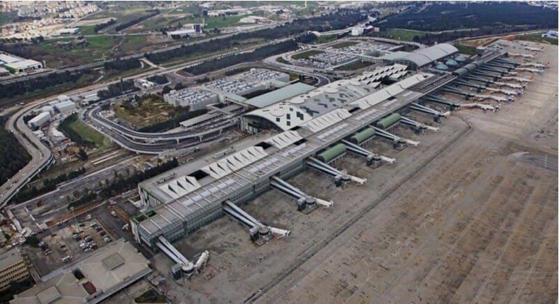"Aeropuerto de İzmir ""Adnan Menderes"""