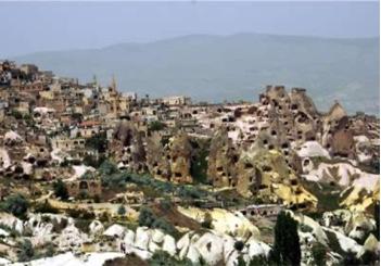 cappadocia to traveling