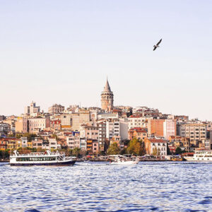 Bosphorus Cruise and Old City