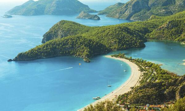 Buchten im Paradies