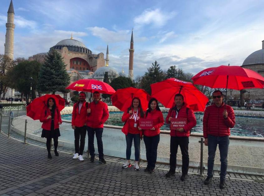 Free Tour en Estambul