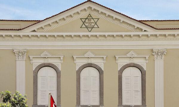 Екскурсія по Єврейській Спадщині в Ізмірі