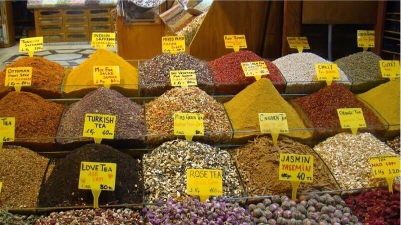 El Mercado de las Especias