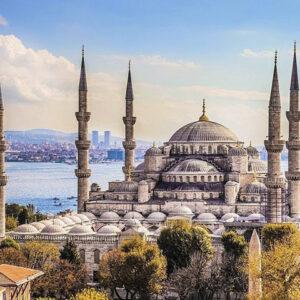Paseo en bus Turquía Rápida