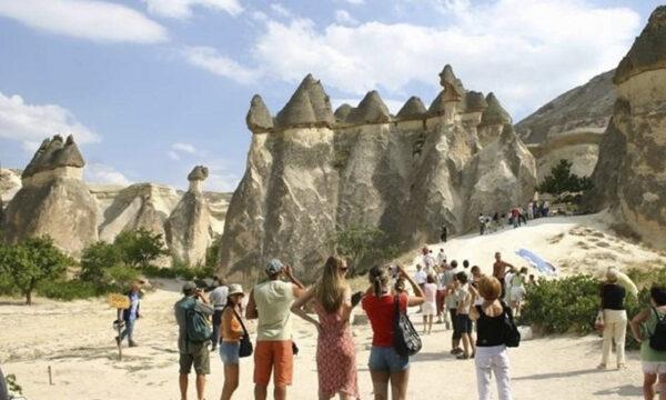 Безкоштовна Екскурсія в Капподакії