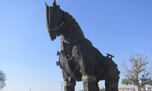 Ежедневные Поездки к Древнему Городу Троя