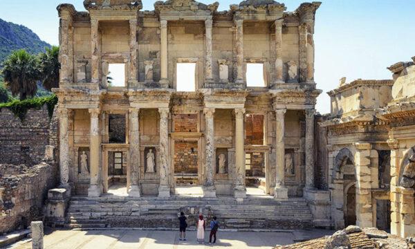 Ephesus und Pamukkale