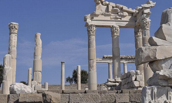 Визит Античного Города Пергам