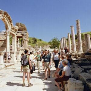 Free Walking Tour in Ephesus