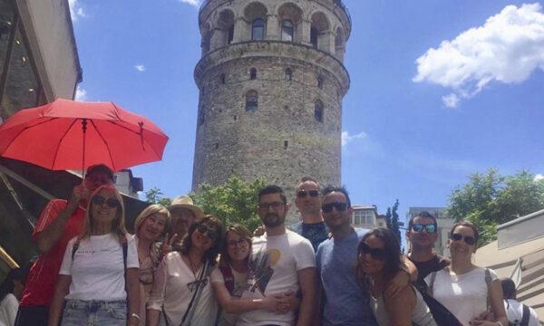 Бесплатная Экскурсия от Таксима к Галату