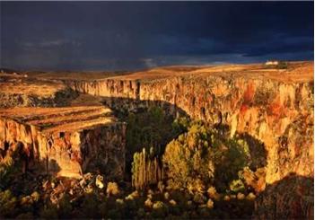 traveling to turkey cappadocia