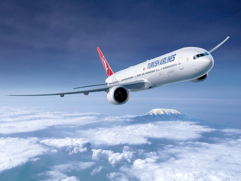Calendario de Vuelos Internacionales de Aerolíneas Turcas para Julio