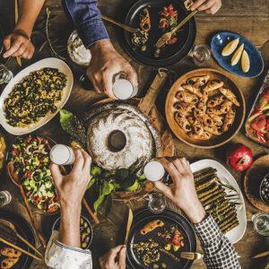 Clases de Cocina Turca
