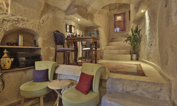 Пещерный Отель в Каппадокии