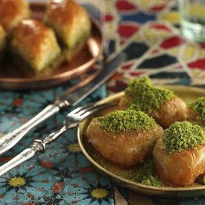 La cocina turca en clases tipo tour