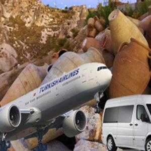 Transfers in Cappadocia