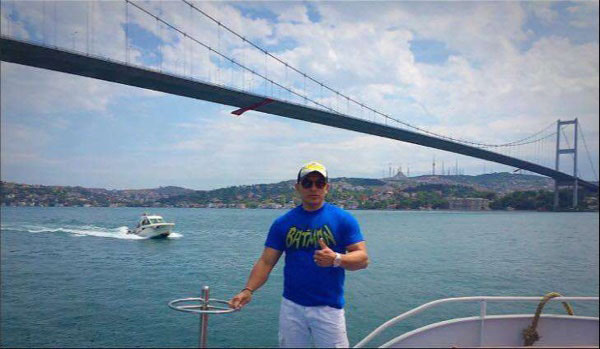 bosphorus cruise and old city